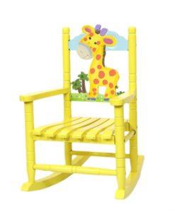 Børnegyngestol - giraf